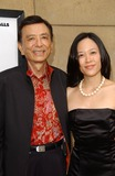April Hong Photo - James Hong and April Hongat the Los Angeles premiere Balls Of Fury The Egyptian Theatre Hollywood CA 08-25-07
