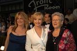 Ann B Davis Photo - Susan Olsen Florence Henderson and Ann B Davis at ABCs 50th Anniversary Celebration Pantages Theater Hollywood CA 03-16-03
