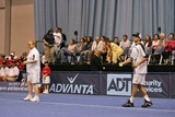 Andy Roddick Photo - Elton John and Andy Roddick at the 12th Annual World Team Tennis Smash Hits Benefiting the Elton John AIDS Foundation Bren Events Center Irvine CA 10-11-04