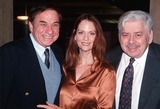 Robert Sherman Photo -  Richard Sherman Lesley Ann Warren and Robert Sherman at the American Cinematheque special screening of the restored Disney classic THE HAPPIEST MILLIONAIRE the last live action film Walt Disney personally worked on Egyptian Theater 03-15-00