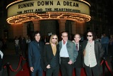 Tom Petty  the Heartbreakers Photo - Tom Petty and the Heartbreakers with Peter Bogdanovich at the World Premiere of Tom Petty and the Heartbreakers Running Down a Dream Warner Bros Studio Burbank CA 10-02-07