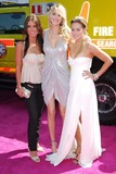Audrina Patridge Photo - Audrina Patridge with Whitney Port and Lauren Conradarriving at the 2007 MTV Movie Awards Gibson Amphitheatre Universal City CA 06-03-07