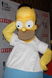Homer Simpson Photo - Homer Simpsonat the NCTAs Chairmans Gala Celebration of Cable with REVOLT The Belasco Theater Los Angeles CA 04-30-14