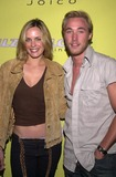 Arianne Zuker Photo - Arianne Zuker and Kyle Lowder at the launch party for BUZZINE Magazine Deep Nightclub Hollywood 04-04-02