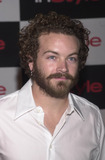 Danny Masterson Photo -  DANNY MASTERSON at the InStyle Magazines exhibition of avante-garde artist Bryten Goss work Quixote Studios West Hollywood 06-28-01
