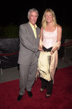 Burt Bacharach Photo -  Burt Bacharach and wife Jane Hanson at the arrivals for the Streisand concert at the Staples Center 09-20-00