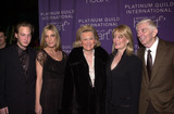 Aaron Spelling Photo - Randy Spelling Tori Spelling Barbara Davis Candy Spelling and Aaron Spelling at Platinum Gold Internationals Women With Heart jewelry auction to benefit several charities Sothebys Beverly Hills 02-12-02