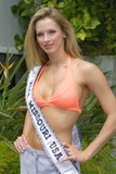 Shandi Finnessey Photo - Shandi Finnessey Miss Missouri at the Miss USA 2004 Official Swimsuit Photo Shoot poolside at the Universal City Hilton Universal City CA 04-02-04