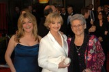 Ann B Davis Photo - Susan Olsen Florence Henderson and Ann B Davis at ABCs 50th Anniversary Celebration Pantages Theater Hollywood CA 03-16-03