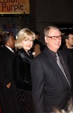 Diane Sawyer Photo - Diane Sawyer and Mike Nicholsat the Broadway Opening of The Color Purple The Broadway Theatre New York NY 12-01-05