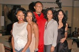 Jill Marie Jones Photo - Jill Marie Jones Golden Brooks Reggie Hayes Tracee Ellis Ross and Persia White at the celebration in honor of 100 Episodes of Girlfriends at Stage 23 Paramount Pictures Hollywood CA 10-06-04