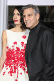 Amal Clooney Photo - Amal Clooney George Clooneyat the Hail Caesar World Premiere Village Theater Westwood CA 02-01-16