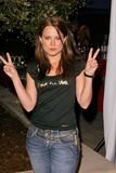 Allison Munn Photo - Allison Munn At Rock The Vote Warner Bros Studios Burbank CA 09-29-04