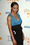 Bresha Webb Photo - Bresha Webb at the 20th Annual GLAAD Media Awards Nokia Theatre Los Angeles CA 04-18-09
