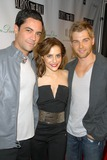 Brittany Murphy Photo - Danny Pino Brittany Murphy and Mike Vogel at the Across the Hall Premiere Laemmles Music Hall Beverly Hills CA 12-01-09