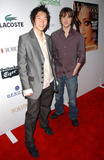 Aaron Yoo Photo - Aaron Yoo and Reece Thompsonat Hollywood Life Magazines 9th Annual Young Hollywood Awards Music Box Hollywood CA 04-22-07