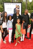 Yara Shahidi Photo - Eddie Murphy with Yara Shahidi and Family at the Los Angeles Premiere of Imagine That Paramount Pictures Hollywood CA 06-06-09