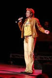 Chuck Negron Photo - Chuck Negronat the Katrina Benefit Concert hosted by K-Earth and KLSX Greek Theatre Hollywood CA 09-25-05
