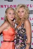 A J Michalka Photo - AJ Michalka and Alyson Michalka at the NYLON Magazines May Issue Young Hollywood Launch Party Roosevelt Hotel Hollywood CA 05-12-10