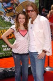 Billy Ray Cyrus Photo - Billy Ray Cyrus and daughterat the Los Angeles Premiere of Over The Hedge Mann Village Theatre Westwood CA 04-30-06