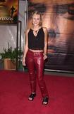 Anna Faris Photo -  Anna Faris at the premiere of Disneys Remember the Titans at the Rose Bowl Pasadena 09-23-00