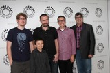 Justin Roiland Photo - LOS ANGELES - AUG 13  Justin Roiland Atticus Shaffer Maxwell Atoms Noah Z Jones Dana Snyder at the Disneys Fish Hooks PaleyFest Family 2011 Event at Paley Center for Media on the August 13 2011 in Beverly HIlls CA