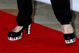 Mike Tyson Photo - LOS ANGELES - AUG 2  Carol Connors shoe detail at the Mike Tyson Celebrity Golf Tournament at the Monarch Beach Resort on August 2 2019 in Dana Point CA