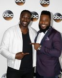 Adewale Akinnuoye-Agbaje Photo - LOS ANGELES - AUG 6  Adewale Akinnuoye-Agbaje Malcolm-Jamal Warner at the ABC TCA Summer 2017 Party at the Beverly Hilton Hotel on August 6 2017 in Beverly Hills CA