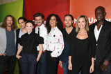 ARIELE KEBBEL Photo - LOS ANGELES - MAR 20  Jason Lewis Yul Vazquez Sarah Ramos Francois Arnaud Parisa Fitz-Henley Dylan Bruce Arielle Kebbel Peter Mensah at the NBCUniversal Summer Press Day at Beverly Hilton Hotel on March 20 2017 in Beverly Hills CA