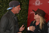 Robin Zander Photo - LAS VEGAS - APR 17  Chad Smith Robin Zander Daxx Nielsen at the John Varvatos 13th Annual Stuart House Benefit at the John Varvatos Store on April 17 2016 in West Hollywood CA