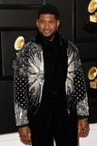 Usher Photo - LOS ANGELES - JAN 26  Usher at the 62nd Grammy Awards at the Staples Center on January 26 2020 in Los Angeles CA