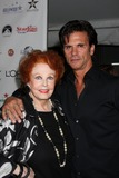 Arlene Dahl Photo - LOS ANGELES - NOV 3  Arlene Dahl Lorenzo Lamas arrives at the Hollywood Walk of Fame 50th Anniversary Celebration at Hollywood  Highland on November 3 2010 in Los Angeles CA