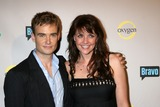 Amanda Tapping Photo - Robin Dunne  Amanda Tapping   arriving at the NBC TCA Party at the Beverly Hilton Hotel  in Beverly Hills CA onJuly 20 2008