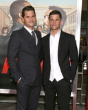 Charlie Carver Photo - LOS ANGELES - FEB 13  Max Carver Charlie Carver at the Fist Fight Premiere at Village Theater on February 13 2017 in Westwood CA