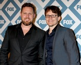AJ Buckley Photo - LOS ANGELES - JAN 13  AJ Buckley Damon Herriman at the  FOX TCA Winter 2014 Party at JW Marriott Hotel at LA LIVE on January 13 2014 in Los Angeles CA