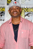 Anthony Hemingway Photo - SAN DIEGO - July 21  Anthony Hemingway at the The Purge Press Line at the Comic-Con International on July 21 2018 in San Diego CA