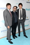 Andy Ross Photo - LOS ANGELES - APR 18  OK Go Andy Ross Tim Nordwind Damian Kulash at the Thirst Gala 2017 at Beverly Hilton Hotel on April 18 2017 in Beverly Hills CA