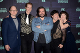 Harvey Guillen Photo - LOS ANGELES - MAY 22  Mark Proksch Doug Jones Matt Berry Harvey Guillen Kristen Schaal at the  What We Do in the Shadows FYC Event at the Avalon on May 22 2019 in Los Angeles CA