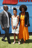 Genesis Tennon Photo - LOS ANGELES - AUG 10  Julius Tennon Genesis Tennon Viola Davis at the The Angry Birds Movie 2 at the Village Theater on August 10 2019 in Westwood CA