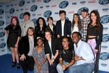 Jessica Meuse Photo - LOS ANGELES - FEB 20  Dexter Roberts Ben Briley CK Harris Jena Irene Caleb Johnson Jessica Meuse MK Nobilette Kristen OConnor Emily Piriz Alex Presoton Majesty Rose Malaya Watson Sam Woolf at the American Idol 13 Finalists Party at Fig  Olive on February 20 2014 in West Hollywood CA