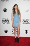 Abigail Hargrove Photo - LOS ANGELES - JAN 8  Abigail Hargrove at the Peoples Choice Awards 2014 Arrivals at Nokia Theater at LA LIve on January 8 2014 in Los Angeles CA