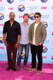 Adam Pally Photo - LOS ANGELES - JUL 22  Damon Wayans Jr Zachary Knighton Adam Pally arriving at the 2012 Teen Choice Awards at Gibson Ampitheatre on July 22 2012 in Los Angeles CA