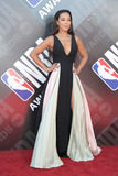 Angela Rye Photo - LOS ANGELES - JUN 25  Angela Rye at the 2018 NBA Awards at the Barker Hanger on June 25 2018 in Santa Monica CA