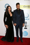 Josiah Bell Photo - LOS ANGELES - FEB 11  Jurnee Smollett-Bell Josiah Bell at the 48th NAACP Image Awards Arrivals at Pasadena Conference Center on February 11 2017 in Pasadena CA