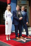 Brie Larson Photo - LOS ANGELES - MAR 10  Brie Larson John Goodman Jeff Bridges at the John Goodman Walk of Fame Star Ceremony on the Hollywood Walk of Fame on March 10 2017 in Los Angeles CA