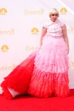 Lena Dunham Photo - LOS ANGELES - AUG 25  Lena Dunham at the 2014 Primetime Emmy Awards - Arrivals at Nokia Theater at LA Live on August 25 2014 in Los Angeles CA