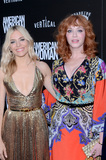 Sienna Miller Photo - LOS ANGELES - JUN 5  Sienna Miller Christina Hendricks at the American Woman LA Premiere at the ArcLight Hollywood on June 5 2019 in Los Angeles CA