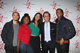 Alice Hunter Photo - LOS ANGELES - JAN 17  Bryton James Loren Lott Alice Hunter Christian LeBlanc Brooks Darnell at the Young and the Restless Celebrates 30 Years at 1 at the CBS Television CIty on January 17 2019 in Los Angeles CA