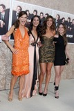 Alexis Dziena Photo - Perrey Reeves Emmanuelle Chriqui  Alexis Dziena arriving at the Entourage 6th Season Premiere  at the Paramount Theater on the Paramount Pictures Studio Lot in Los Angeles CAon July 9 2009
