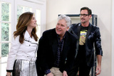 Michael E Knight Photo - LOS ANGELES - JAN 5  Kim Delaney Michael E Knight Lawrence Zarian at the All My Children Reunion on Home and Family Show at Universal Studios on January 5 2017 in Los Angeles CA